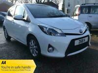 2013 Toyota Yaris VVT-I T4 FROM £176.97 PER MONTH WITH ONLY £500 DEP