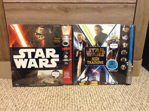 Star Wars Books with Sound Effect
