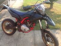 Yamaha wr 125 X 2010 4K miles!!! Cash or swap try me