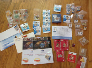 New Whistler 2010 Winter Olympic Games Commemorative Pins