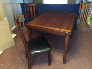 Boyd Dining Table and Chairs