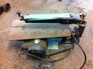 "15"" Scroll saw London Ontario image 3"