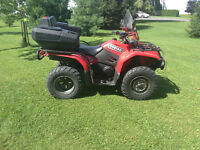 Great four wheeler for sale
