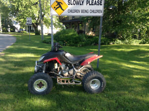 Serious inquiries only 2004 arctic cat dvx 400