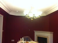 3 Room Special call today to get free benjamin moore paint!!