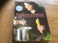 Nigella Express recipe book