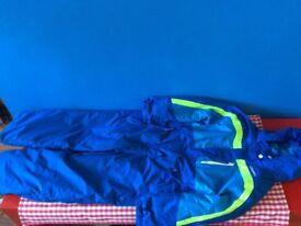 CAMPRI Ski Suit Unisex Size 7-8 Years