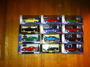1:24 SCALE DIE-CAST CARS ...