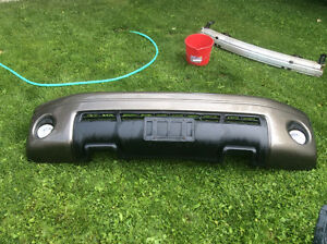 2010 Toyota Tundra front bumper