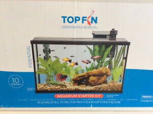 TopFin 10gallon Aquarium