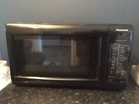 For sale black microwave oven