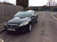 2007 Ford Mondeo 1.6 Edge Panther Black