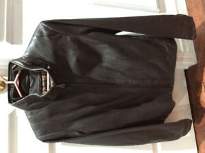Danier women's leather jacket NEW PRICE