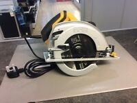 JCB 1500W Circular Saw - Brand New