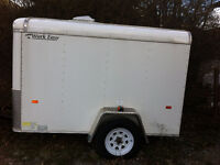 2010  8 X 5 Cargo Trailer in great condition