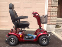 Drive Odyssey Mobility Scooter