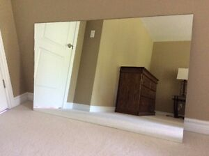 Wall Mirror with Frame