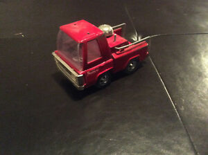 Buddy L toy fire truck from the 1960's