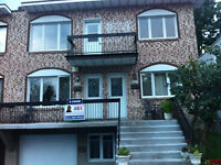 *Upper Duplex* 5 1/2 for RENT -AVAILABLE JANUARY 1sT-