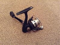 New Diawa Ultra Light Spinning Reel For Small Trout & Perch Size 500
