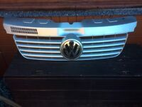 Vw T5 grill