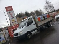 Mercedes LWB Drop Side(not tipper) **** ARCTIC COMMERCIALS ****