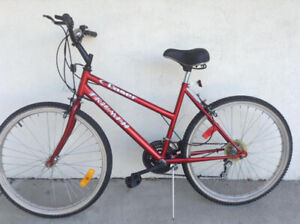 Adult Bike - Frame size 18 - good condition - $50