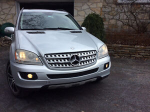 2007 Mercedes ML 320 CDI 268000km
