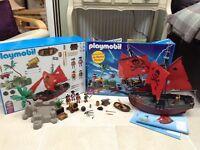 Playmobil pirate ship 3133