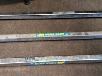 Ford transit roof bars £100.00