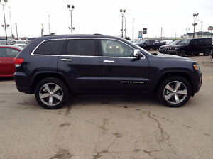 2016 Jeep Grand Cherokee LIMITED 27188 km