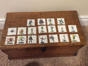 Zelda Breath of the Wild Amiibo Set NFC Tags (18 Total)