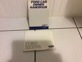 Sierra owners handbook