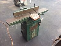 """6"""" Industrial Jointer but Craftex Model B706N"""