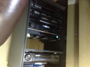 Music system Sony with bose speakers