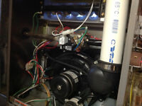 furnace , rooftop unit repair and installation