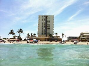 FLORIDA-BEACH FRONT CONDO- Hollywood Beach