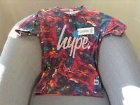 New Hype t shirt 11-12