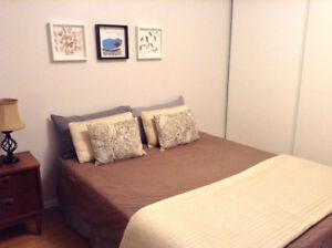 $80 Used Double size bed set(FULL)
