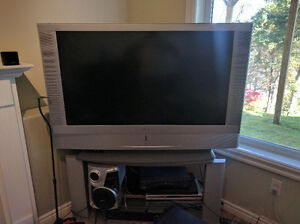 "50"" Sony Grand Wega LCD TV"