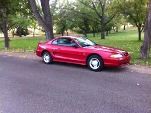 1995 Ford Mustang Coupe 3.8L V6 Automatic
