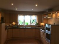 Pallazzo Kitchen, All Units, Granite Worktops and Eight Appliances and Sink