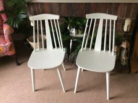 Ercol chairs