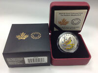 Canadian Coins Collection: Birds of Canada Series