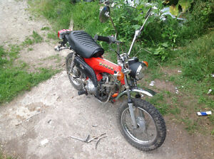 Vintage Honda mini bike for sale