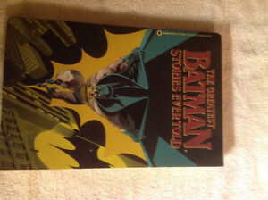 The Greatest Batman Stories Ever Told $10