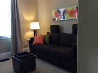 Newly Furnished One Bedroom Apartment-Centrally Located
