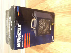 Mastercraft 4800 W Garage Heater