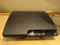 Ps3 360GB 3 Controllers, Microphone & 12 Games