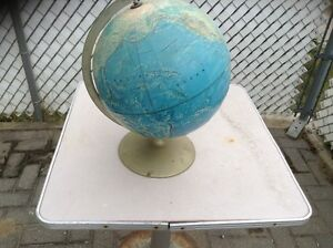 A tellurion (globe) for sale